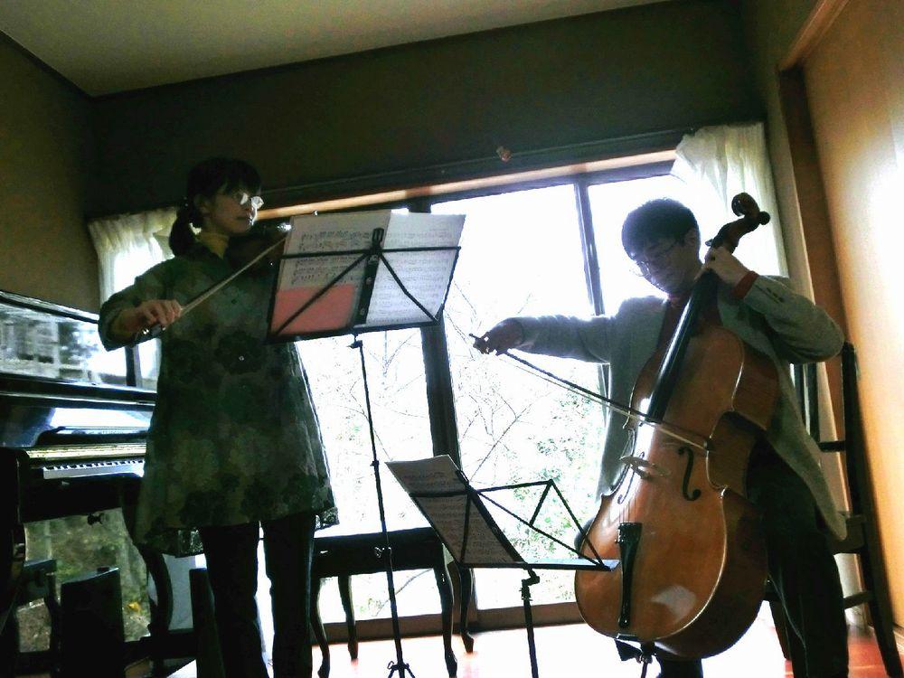2015年12月13日宝町教室ホームコンサート