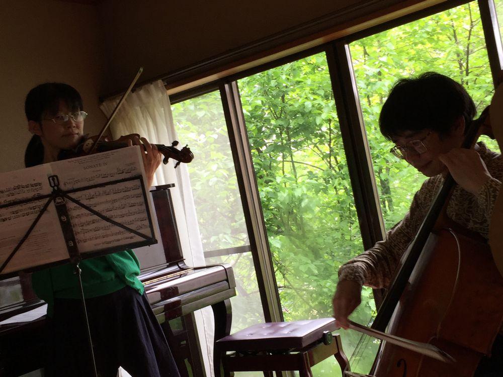 2016年5月11日宝町教室ホームコンサート2