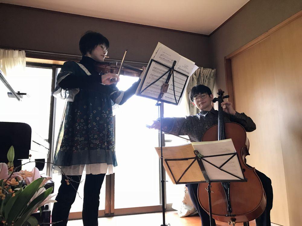 2017年11月15日宝町教室ホームコンサート