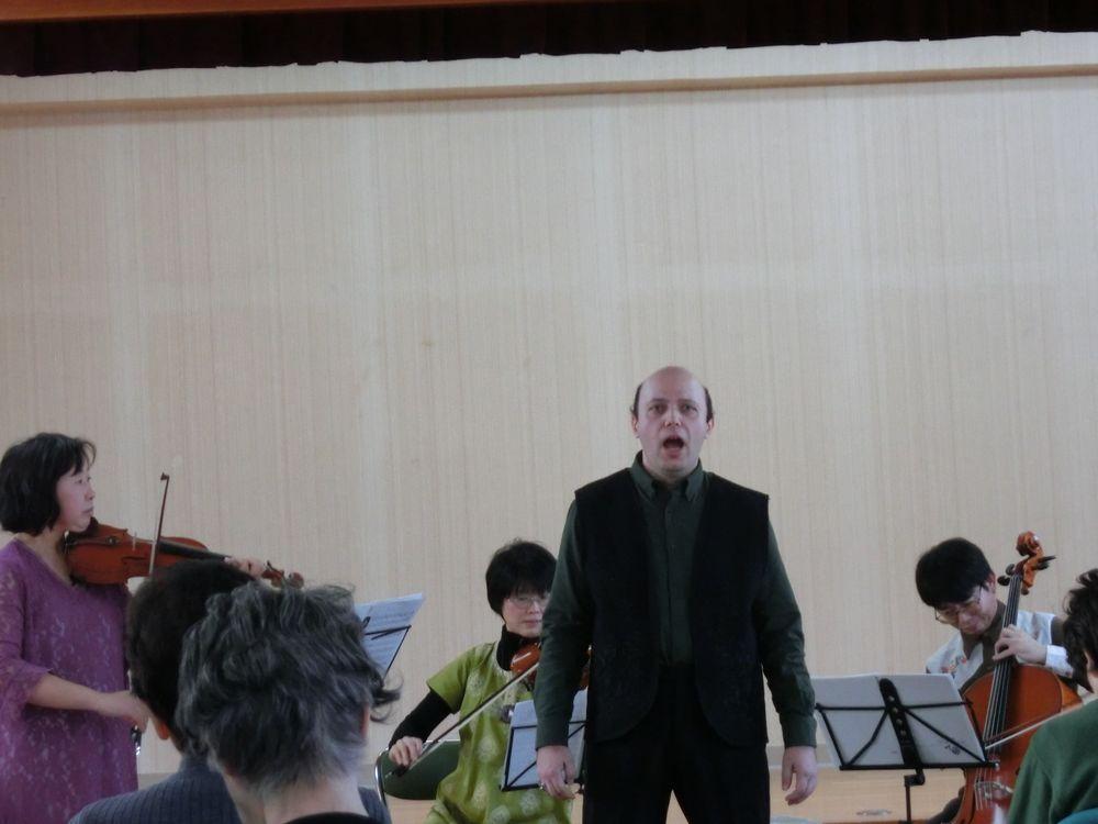 2017年12月13日小立野公民館ホール