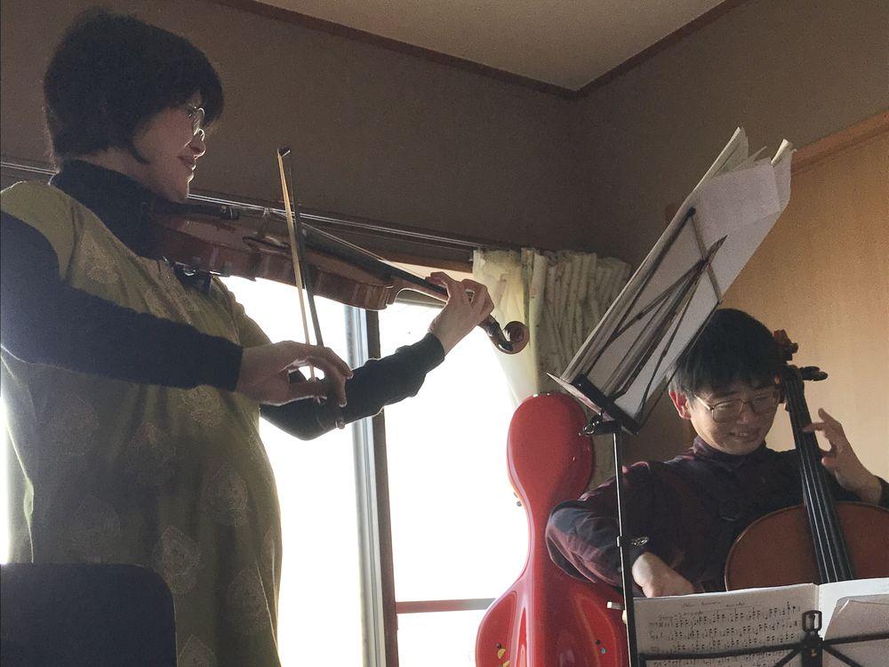 2018年1月31日宝町教室ホームコンサート
