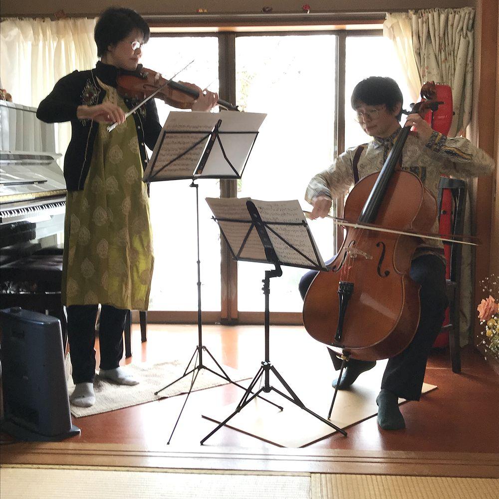 2019年1月27日宝町教室ホームコンサート