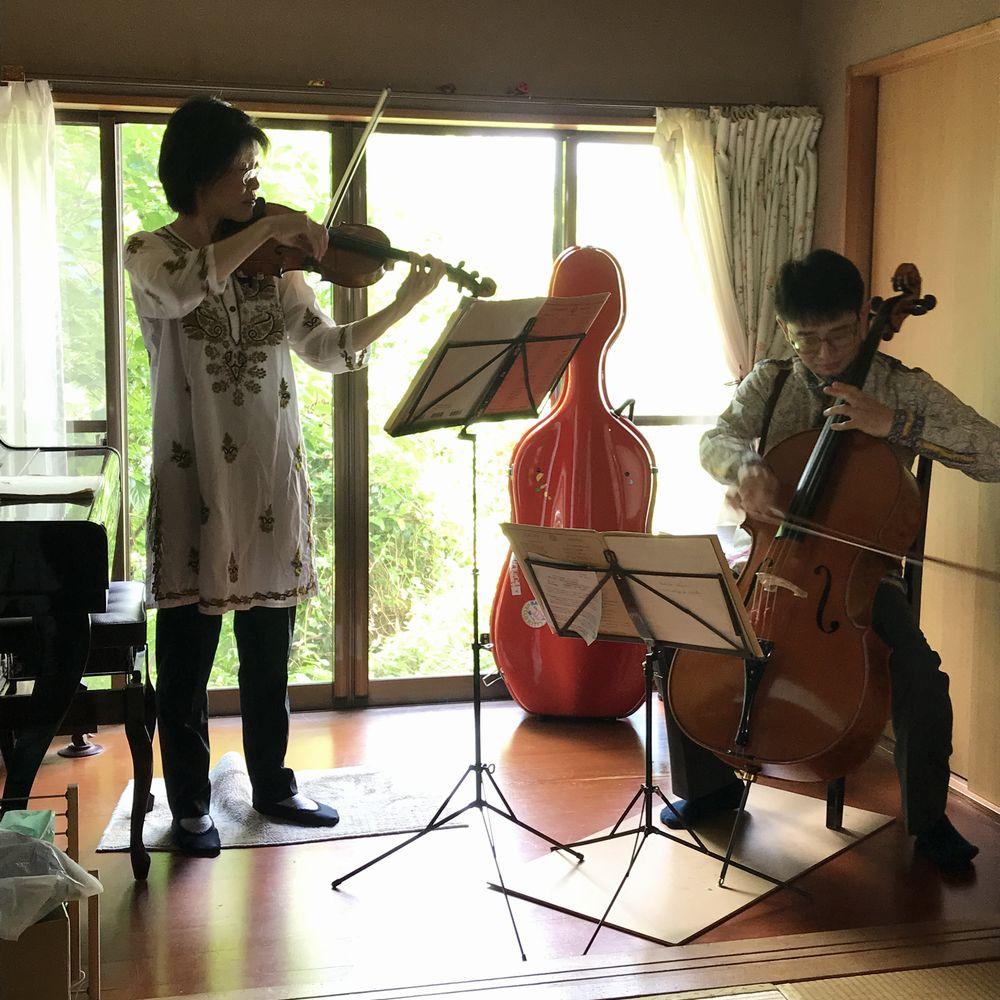 2019年6月12日宝町教室ホームコンサート