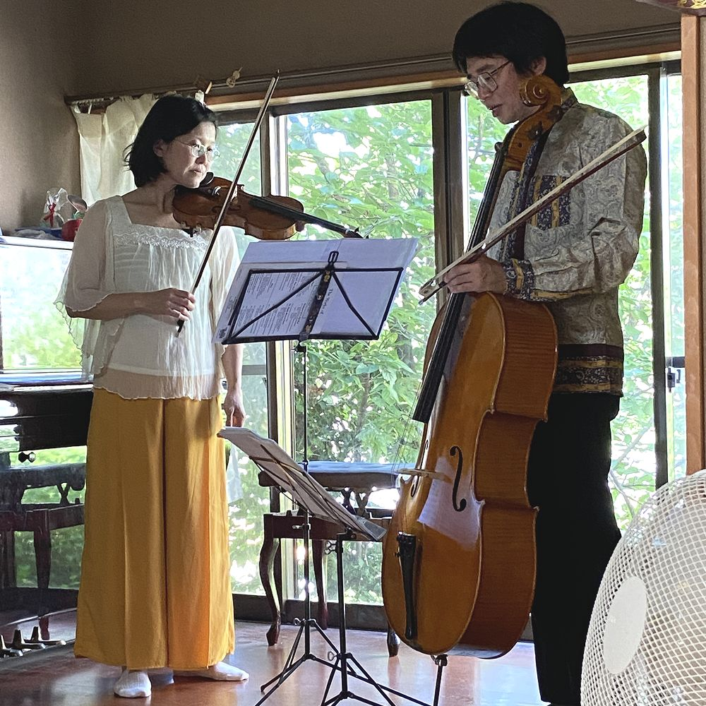 2020年8月19日宝町教室ホームコンサート