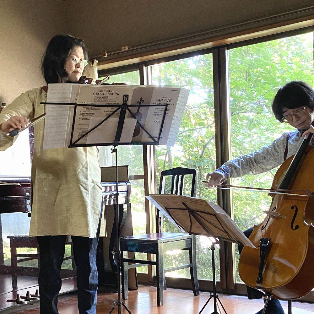 2020年10月14日宝町教室ホームコンサート