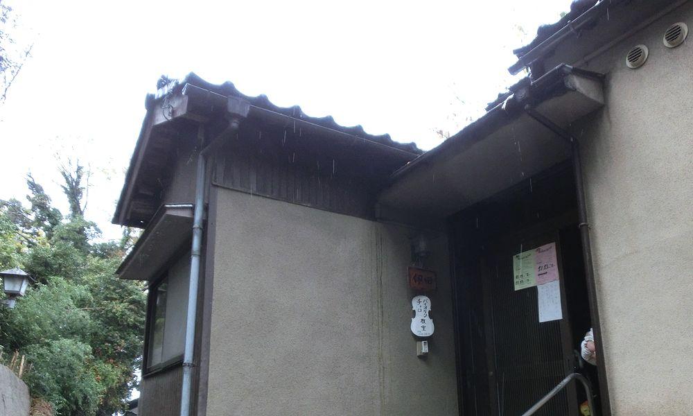 伊田弦楽塾の宝町教室の外観です。