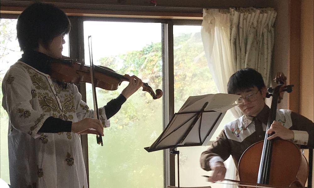 2018年12月12日宝町教室ホームコンサート