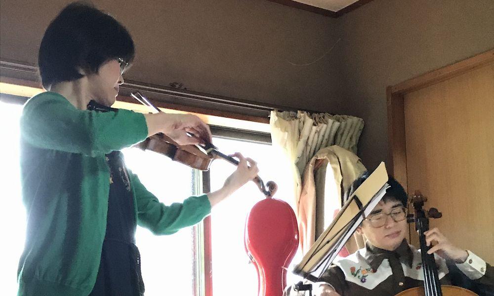 2019年10月27日宝町教室ホームコンサート