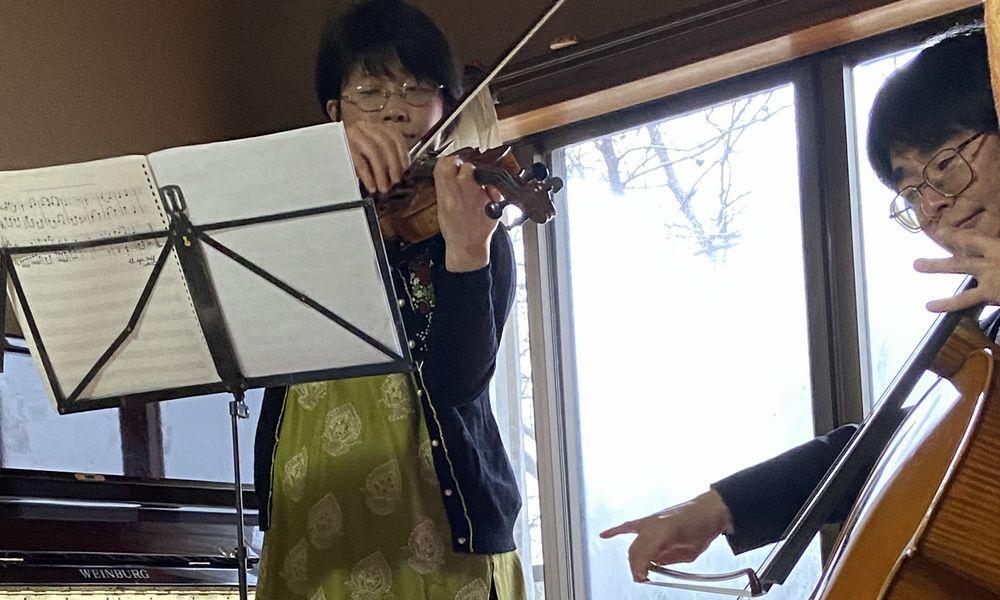 2019年12月18日宝町教室ホームコンサート