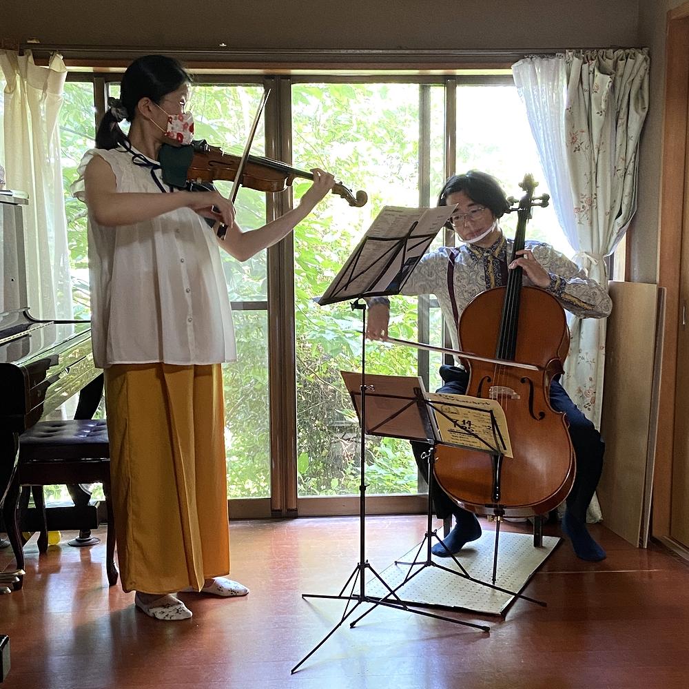 2021年7月14日宝町教室ホームコンサート