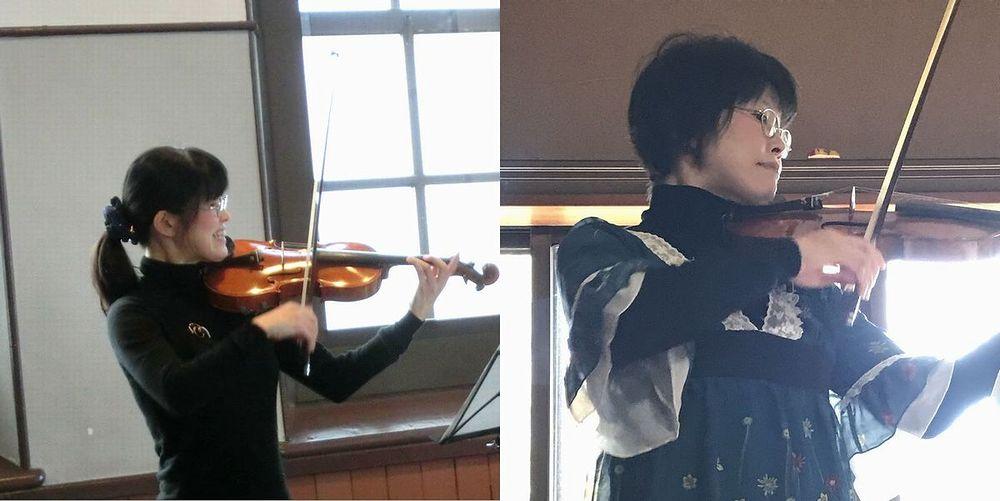 バイオリン講師 伊田 多喜